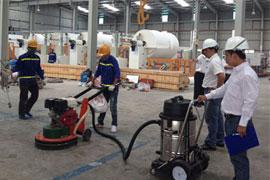 an toàn vệ sinh công nghiệp