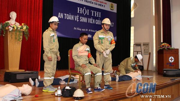 huấn luyện an toàn nhóm 6